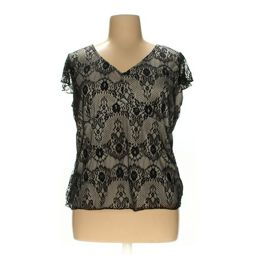 Worthington Blouse in size 1X at up to 95% Off - Swap.com