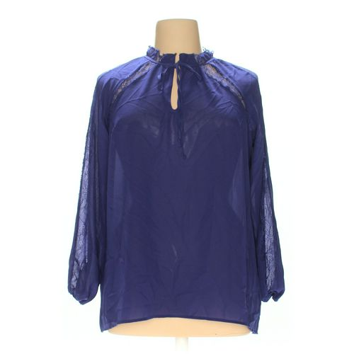 Worthington Blouse in size 12 at up to 95% Off - Swap.com
