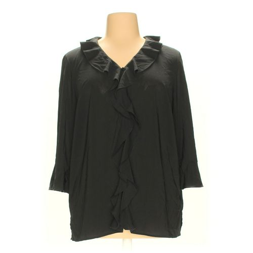 Worthington Stretch Blouse in size 18 at up to 95% Off - Swap.com