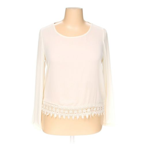 Xhilaration Blouse in size XXL at up to 95% Off - Swap.com