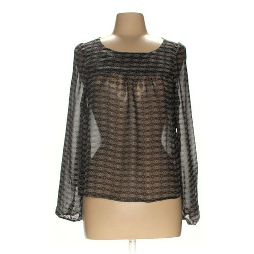 Xhilaration Blouse in size M at up to 95% Off - Swap.com