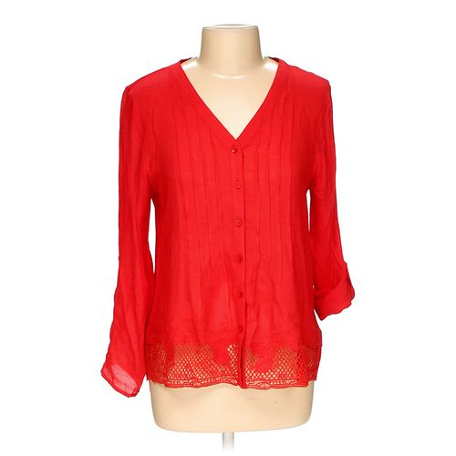 Zac & Rachel Blouse in size L at up to 95% Off - Swap.com
