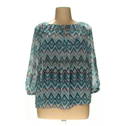 Zac & Rachel Blouse in size XL at up to 95% Off - Swap.com
