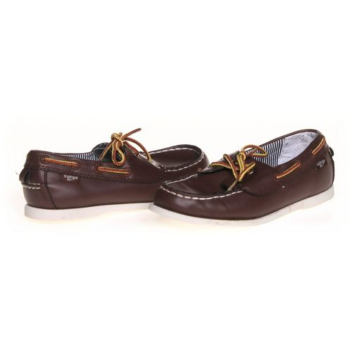 OshKosh B'gosh Boat Shoes in size 1 Youth at up to 95% Off - Swap.com