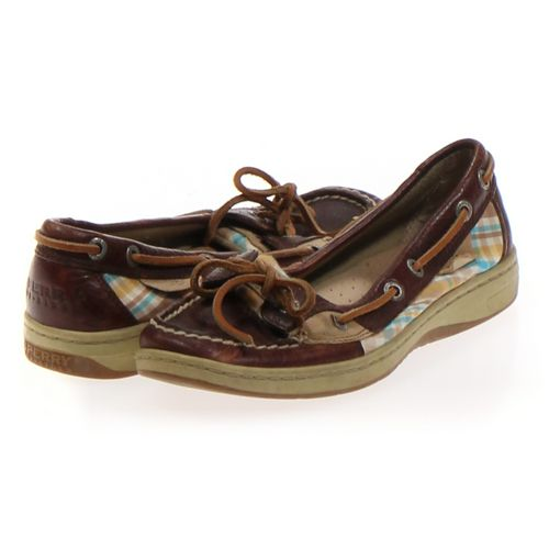 Sperry Top-Sider Boat Shoes in size 5 Women's at up to 95% Off - Swap.com
