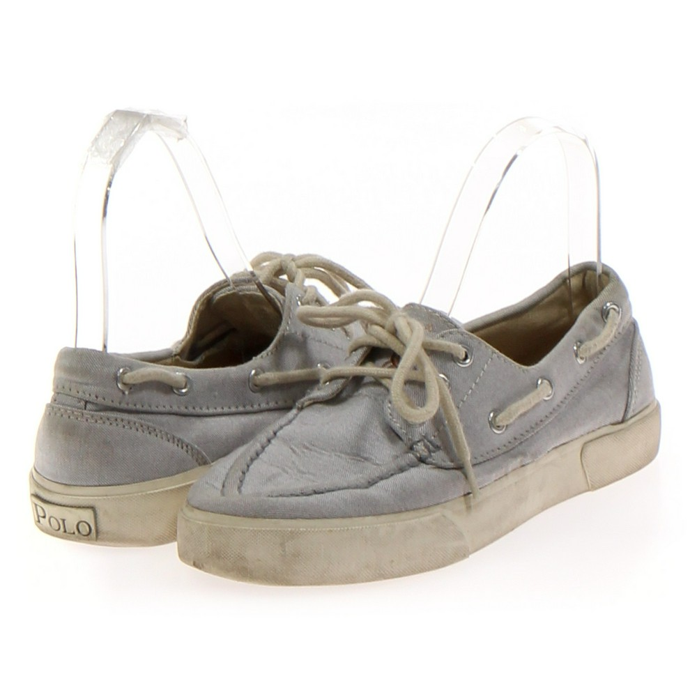 sports shoes e31b2 88b30 Polo by Ralph Lauren Boat Shoes in size 6 Women s at up to 95% Off