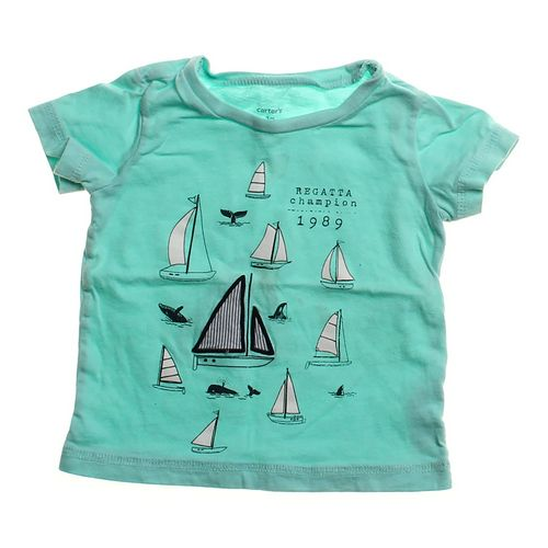 Carter's Boating Tee in size 12 mo at up to 95% Off - Swap.com