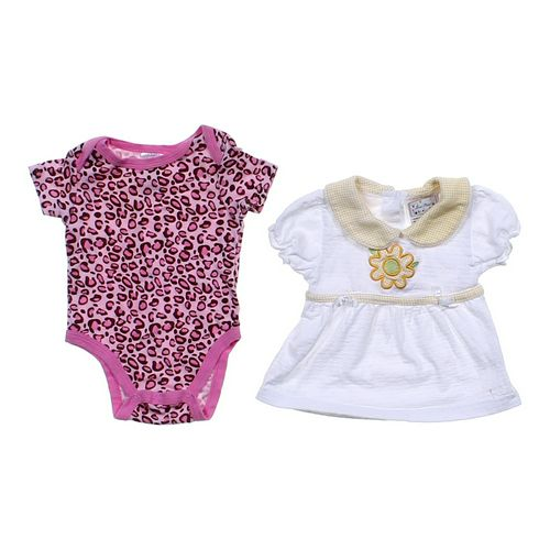 Baby Essentials Bodysuit & Dress Set in size 3 mo at up to 95% Off - Swap.com