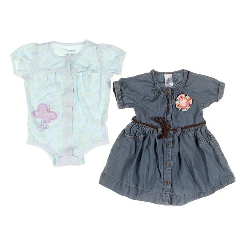 First Moments Bodysuit & Dress Set in size 6 mo at up to 95% Off - Swap.com