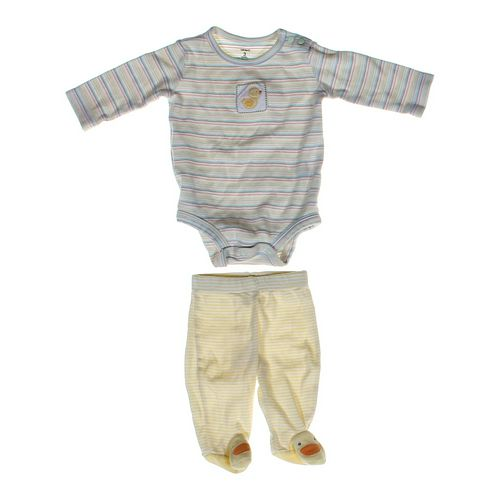 Carter's Bodysuit & Footed Pants in size 3 mo at up to 95% Off - Swap.com