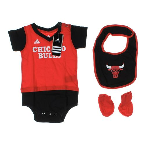 Adidas Bodysuit in size 24 mo at up to 95% Off - Swap.com