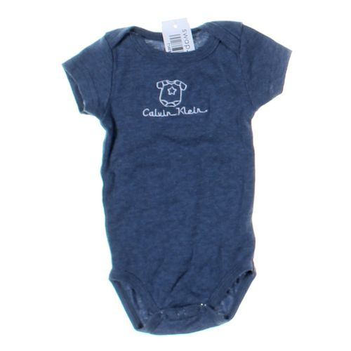 Calvin Klein Bodysuit in size 6 mo at up to 95% Off - Swap.com