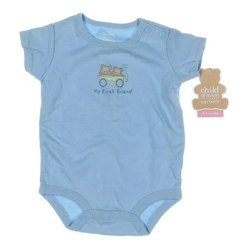 Child of Mine Bodysuit in size NB at up to 95% Off - Swap.com