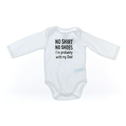 The Children's Place Bodysuit in size 3 mo at up to 95% Off - Swap.com