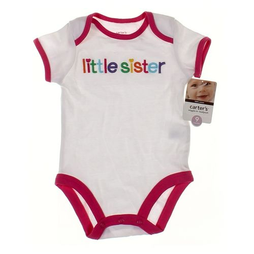 Carter's Bodysuit in size 9 mo at up to 95% Off - Swap.com