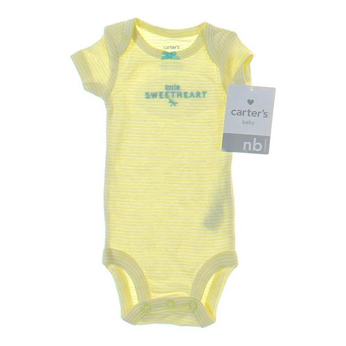 Carter's Bodysuit in size NB at up to 95% Off - Swap.com