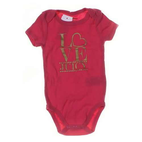 Juicy Couture Bodysuit in size 3 mo at up to 95% Off - Swap.com