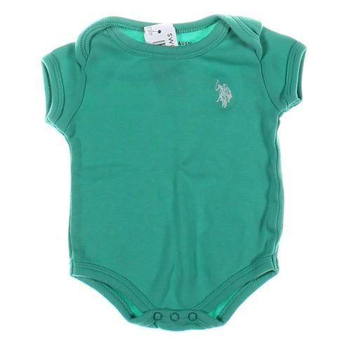 U.S. Polo Assn. Bodysuit in size 3 mo at up to 95% Off - Swap.com