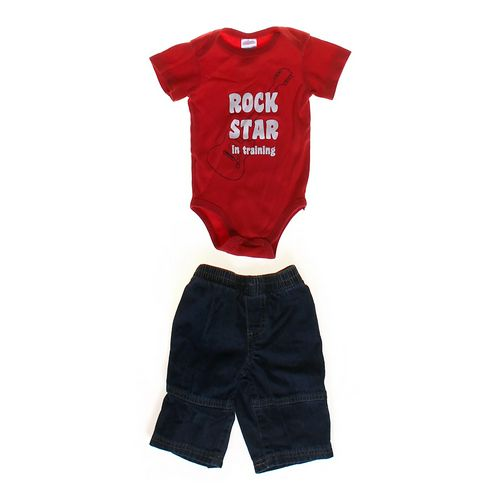 Premier International Baby Bodysuit & Jeans in size 6 mo at up to 95% Off - Swap.com