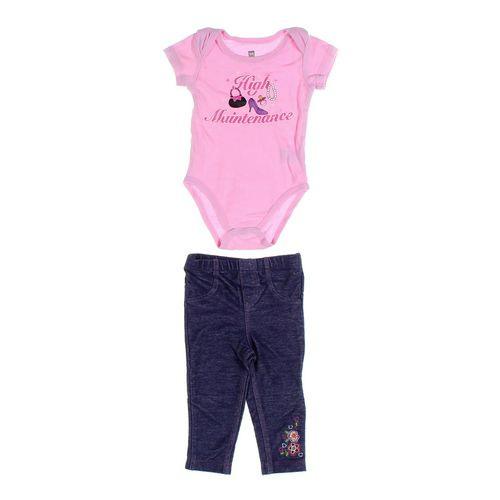 DG Bodysuit & Leggings Set in size 6 mo at up to 95% Off - Swap.com
