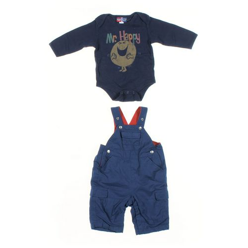 babyGap Bodysuit & Overalls Set in size 3 mo at up to 95% Off - Swap.com