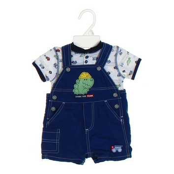 Bodysuit & Overalls Set for Sale on Swap.com