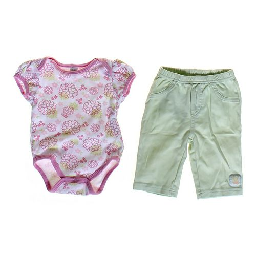 Baby Gear Bodysuit & Pants in size 6 mo at up to 95% Off - Swap.com