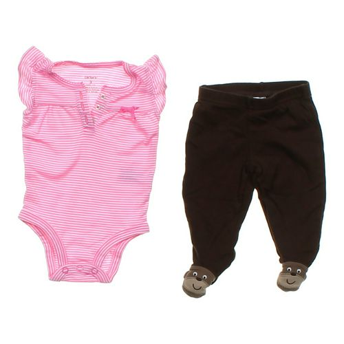 Carter's Bodysuit & Pants in size 3 mo at up to 95% Off - Swap.com