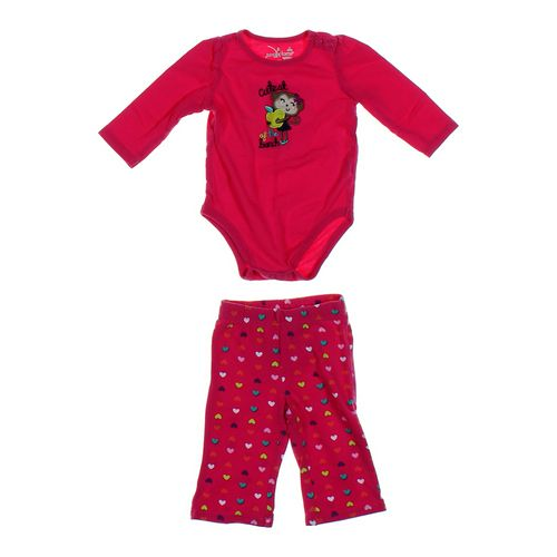 Jumping Beans Bodysuit & Pants in size 6 mo at up to 95% Off - Swap.com