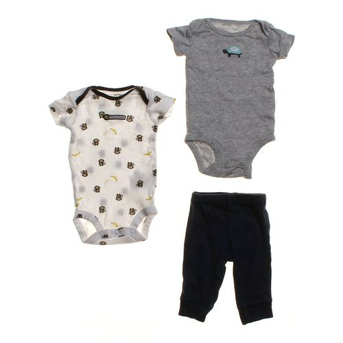 Carter's Bodysuit & Pants Set in size NB at up to 95% Off - Swap.com