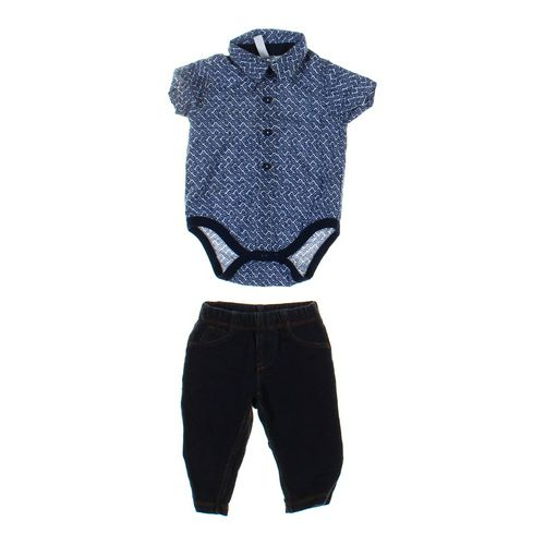 Cherokee Bodysuit & Pants Set in size 3 mo at up to 95% Off - Swap.com