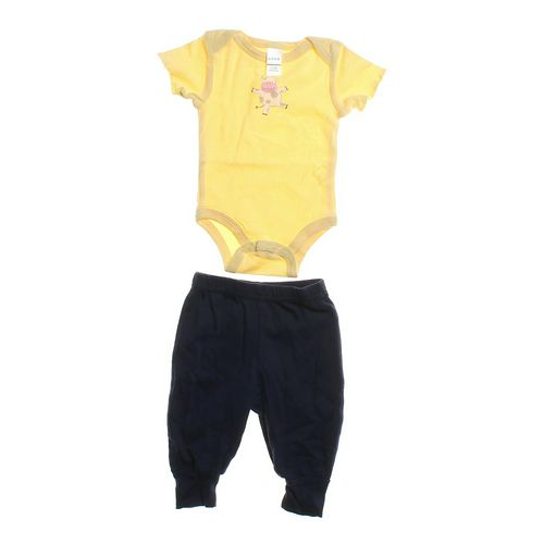 Circo Bodysuit & Pants Set in size NB at up to 95% Off - Swap.com