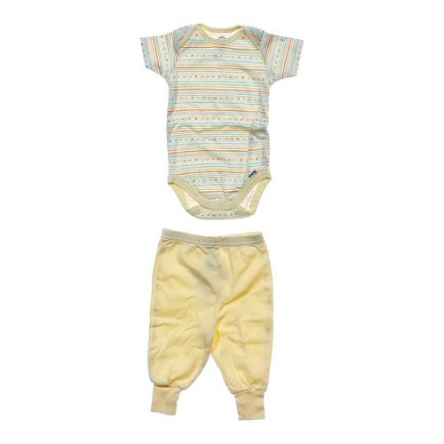 Gerber Bodysuit & Pants Set in size 3 mo at up to 95% Off - Swap.com