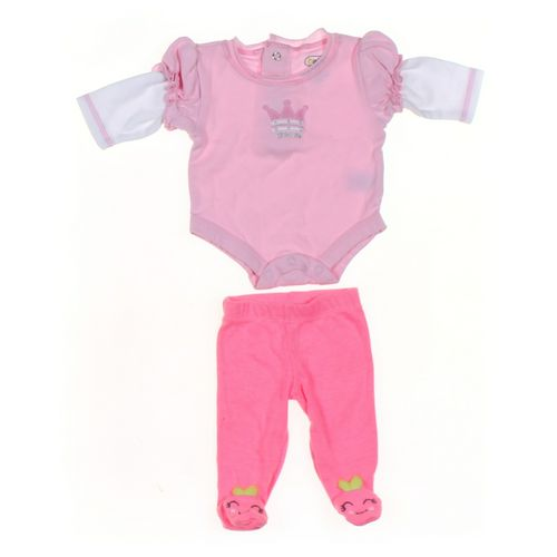 Baby Connection Bodysuit & Pants Set in size NB at up to 95% Off - Swap.com