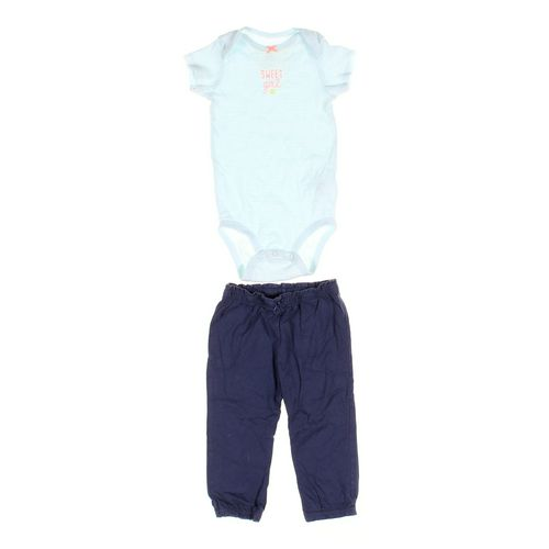 Carter's Bodysuit & Pants Set in size 18 mo at up to 95% Off - Swap.com