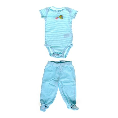 Carter's Bodysuit & Pants Set in size 3 mo at up to 95% Off - Swap.com