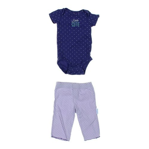 Carter's Bodysuit & Pants Set in size 6 mo at up to 95% Off - Swap.com