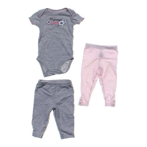 Just One You Bodysuit & Pants Set in size 6 mo at up to 95% Off - Swap.com