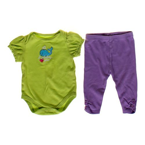 Small Wonders Bodysuit & Pants Set in size 6 mo at up to 95% Off - Swap.com
