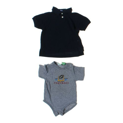 Circo Bodysuit & Polo Shirt Set in size 12 mo at up to 95% Off - Swap.com