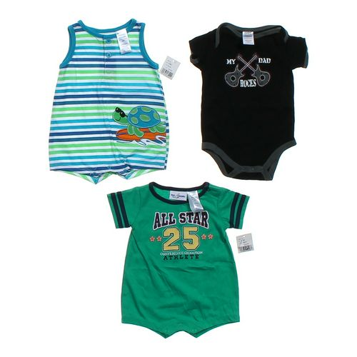 Baby Essentials Bodysuit Set in size NB at up to 95% Off - Swap.com