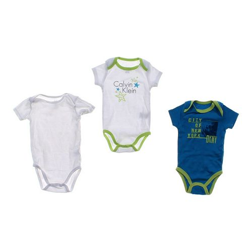 DKNY Bodysuit Set in size 3 mo at up to 95% Off - Swap.com