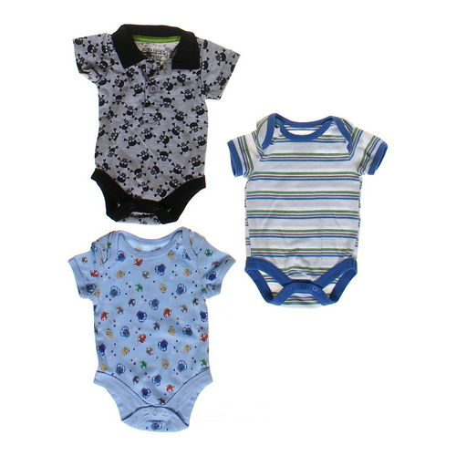 Faded Glory Bodysuit Set in size NB at up to 95% Off - Swap.com