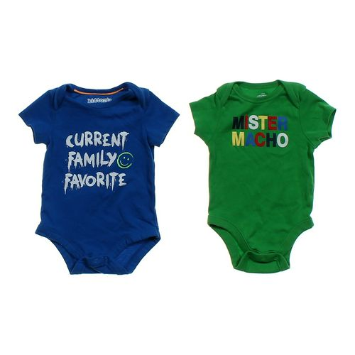 Kidtopia Bodysuit Set in size 3 mo at up to 95% Off - Swap.com