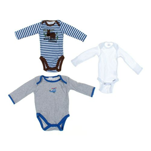 Low Fire Danger Bodysuit Set in size NB at up to 95% Off - Swap.com