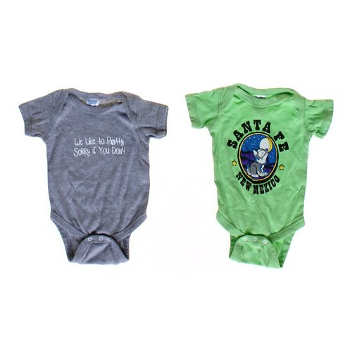 Rabbit Skins Bodysuit Set in size 6 mo at up to 95% Off - Swap.com