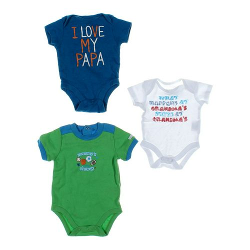 Small Wonders Bodysuit Set in size NB at up to 95% Off - Swap.com