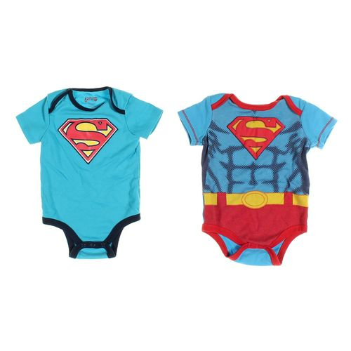Superman Bodysuit Set in size 6 mo at up to 95% Off - Swap.com