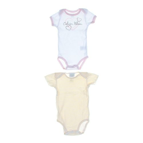 Calvin Klein Bodysuit Set in size 3 mo at up to 95% Off - Swap.com