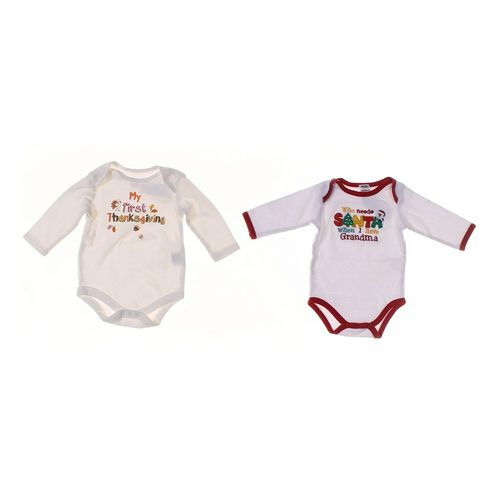 Faded Glory Bodysuit Set in size 3 mo at up to 95% Off - Swap.com